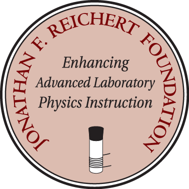 Jonathan F. Reichert Foundation advanced physics labs